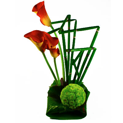 Mesmerizing Callas Flower Arrangement