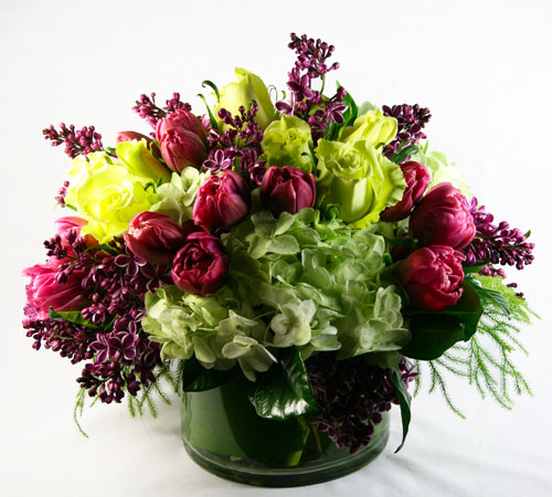 Busy Bee Flower Arrangement
