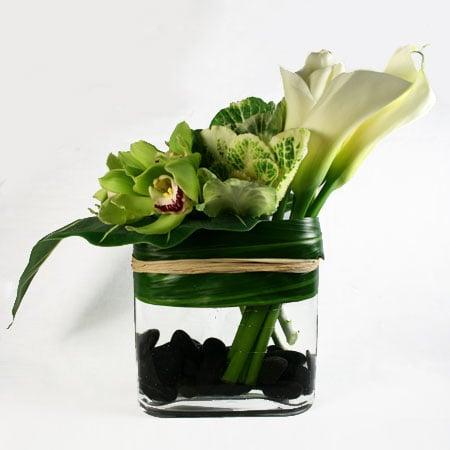Go Green Flower Arrangement
