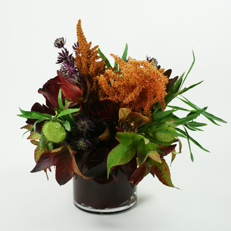 Autumn Zeal Flower Arrangement