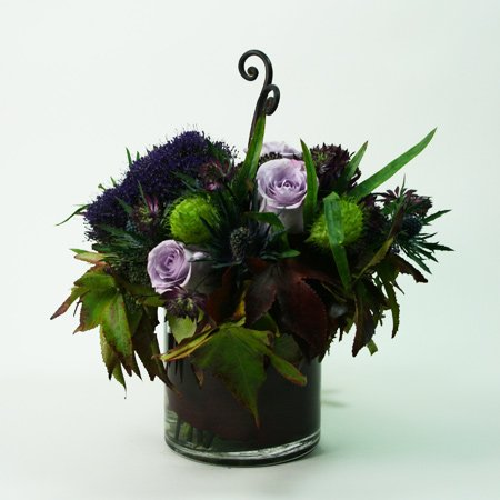 Striking Mauves Flower Arrangement
