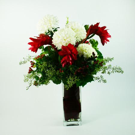 Sugar and Spice Flower Arrangement
