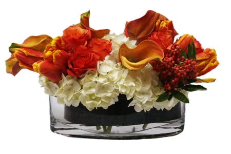 It's a Wonderful Life Flower Arrangement