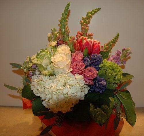 """""""Ode a Shannon"""" Flower Arrangement"""