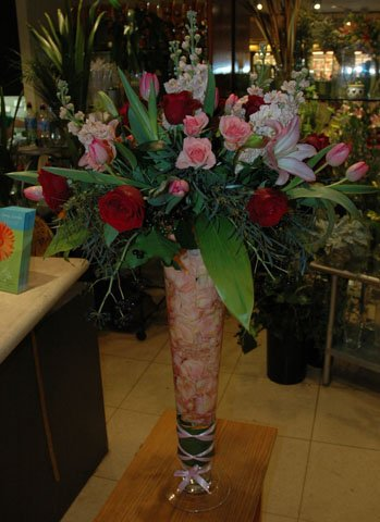"""Bellezza di Nozze"" Flower Arrangement"