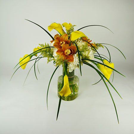 Spring Rain Showers Flower Arrangement