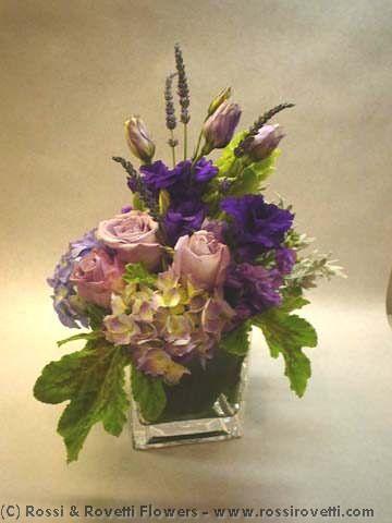 Azzurro Toscano Medley - Flower Arrangement