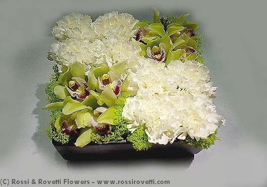 Tapestry Box of Love Flower Arrangement