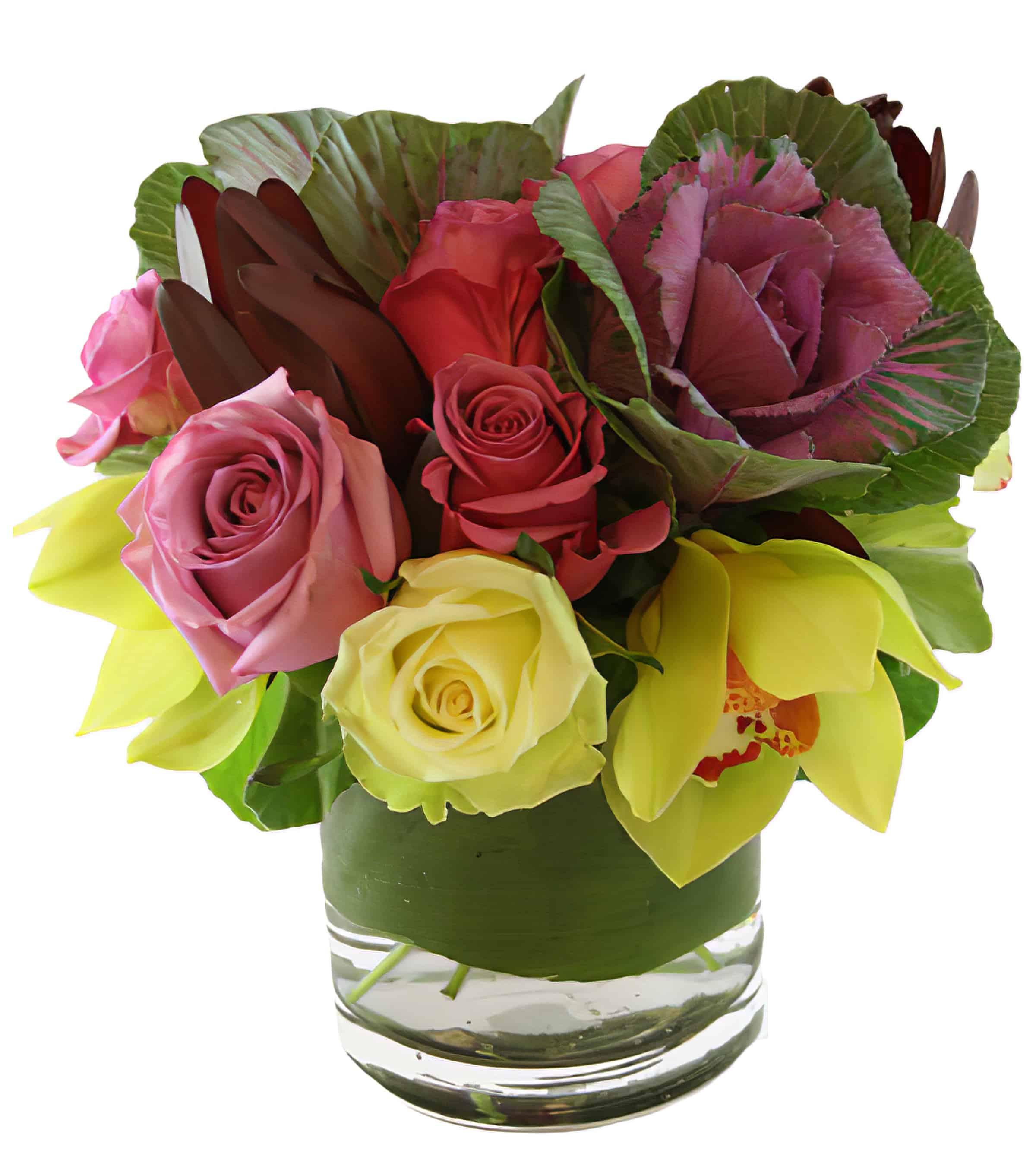 Aeternitas Flower Arrangement