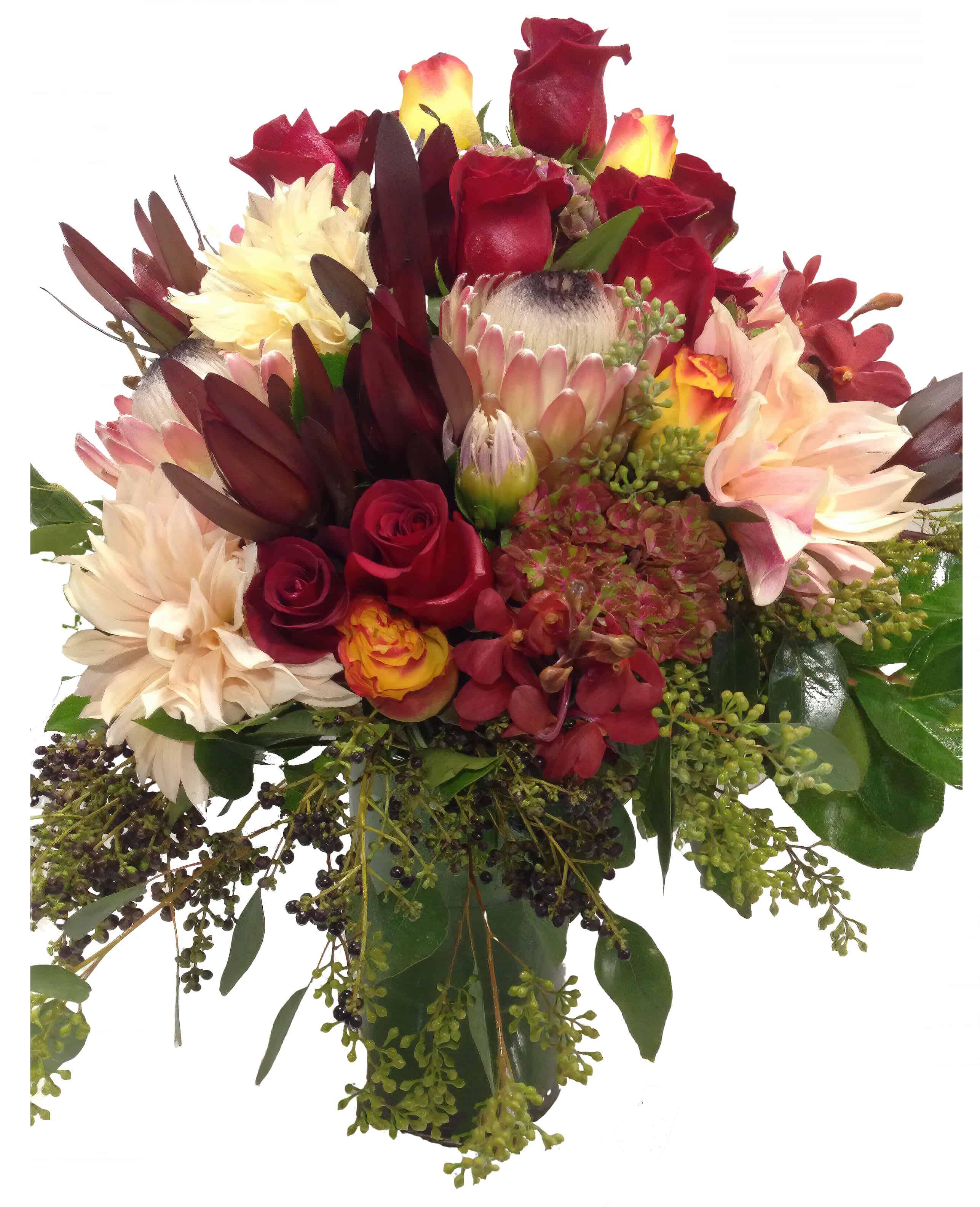 Fiori di Bolzano Flower Arrangement