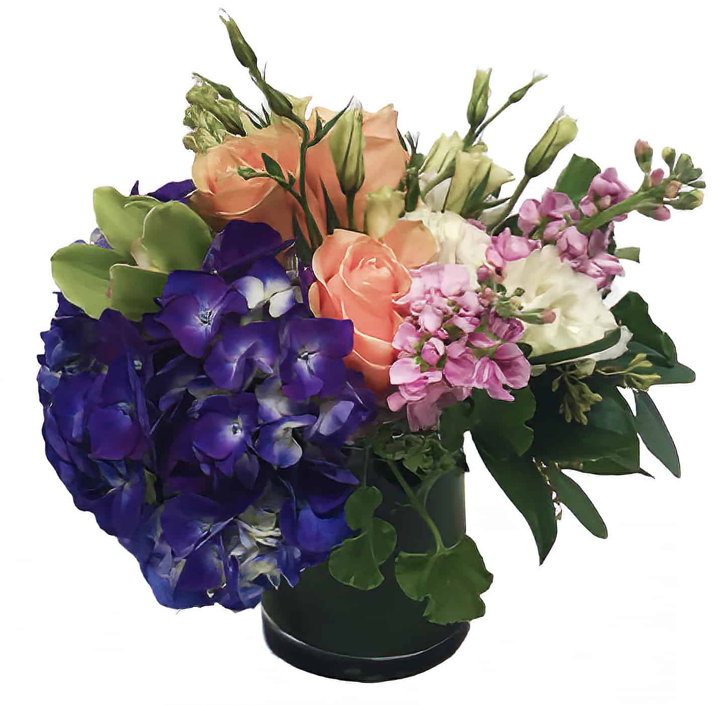Antique English Centerpiece - Flower Arrangement