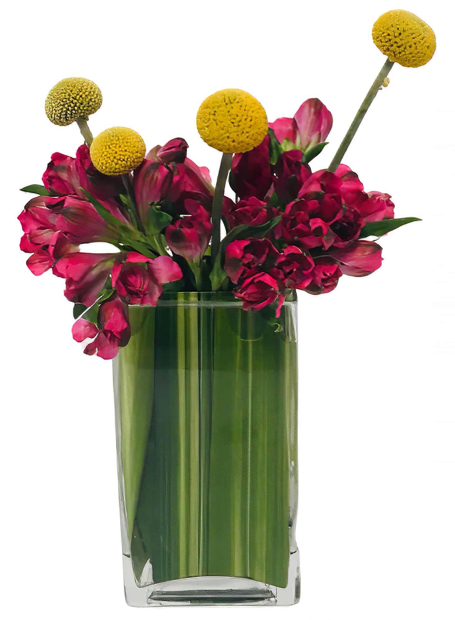 Alstroemeria Pop Flower Arrangement