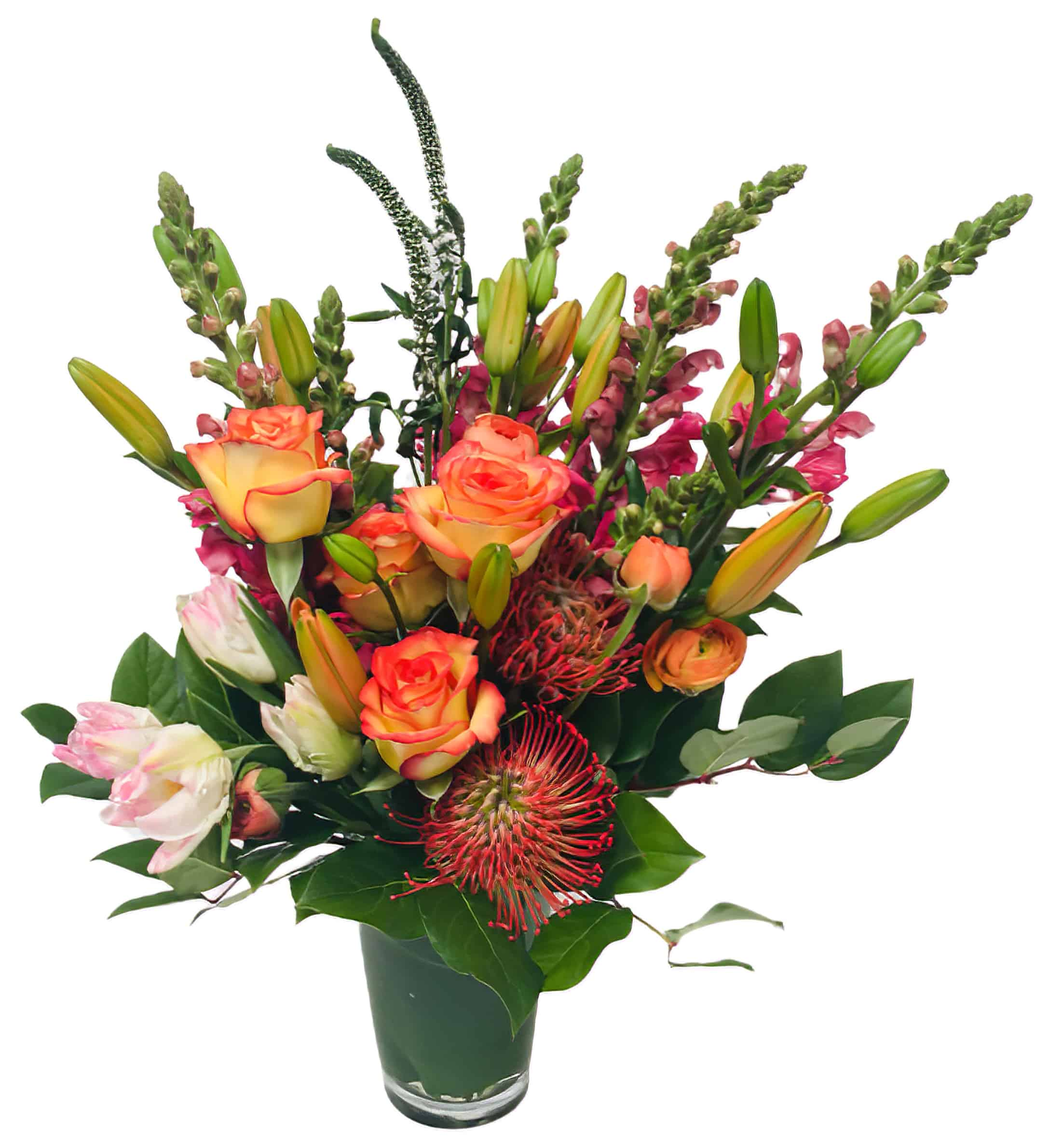 Blissful Flower Arrangement