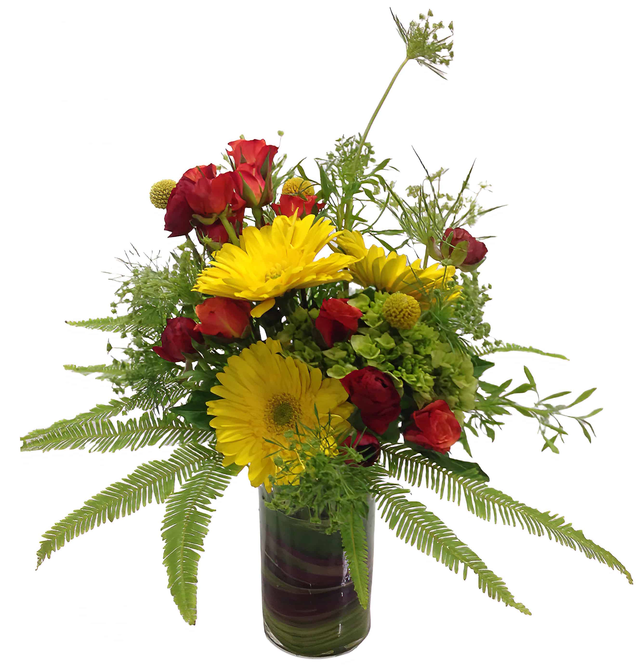 Happiness Flower Arrangement