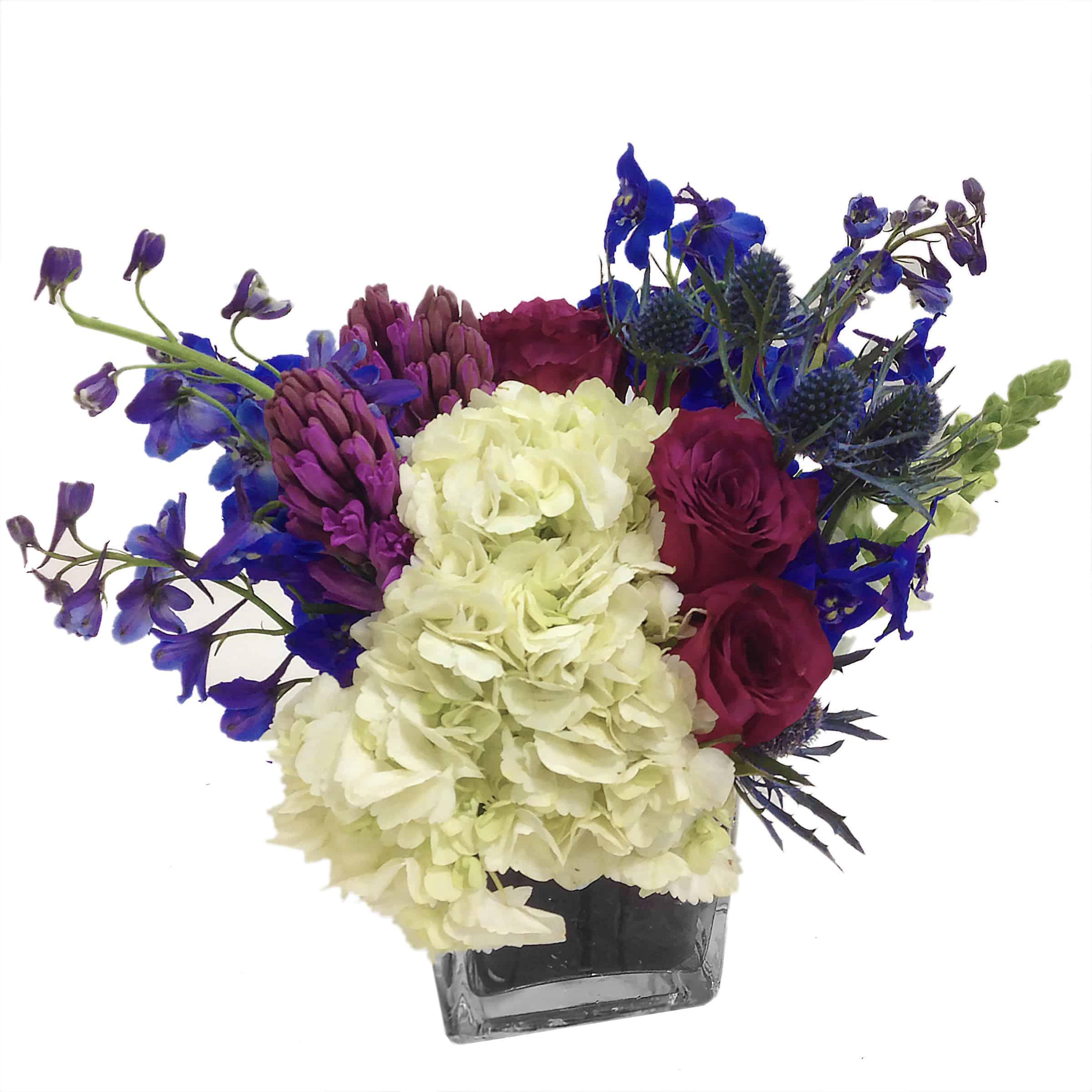 Azzurro Toscano Due - Flower Arrangement