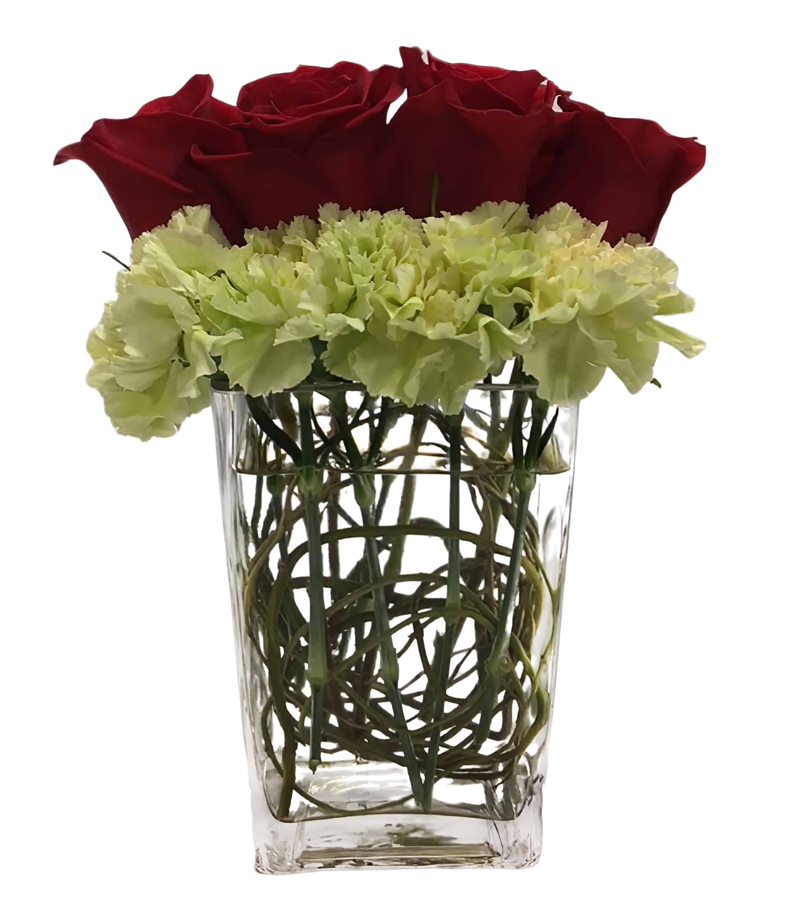 Flirty Flower Arrangement