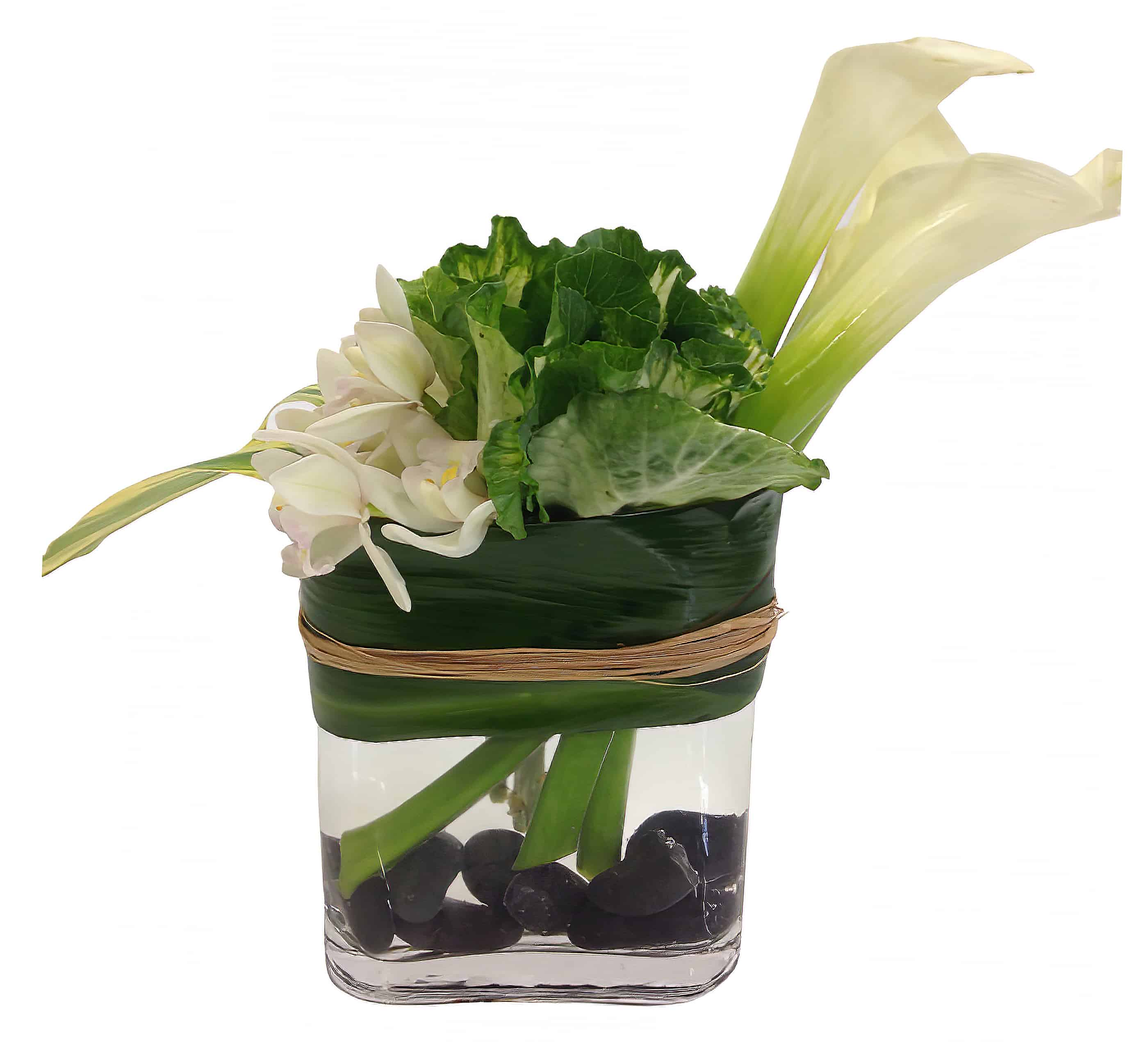 Go Green Flower Arrangement