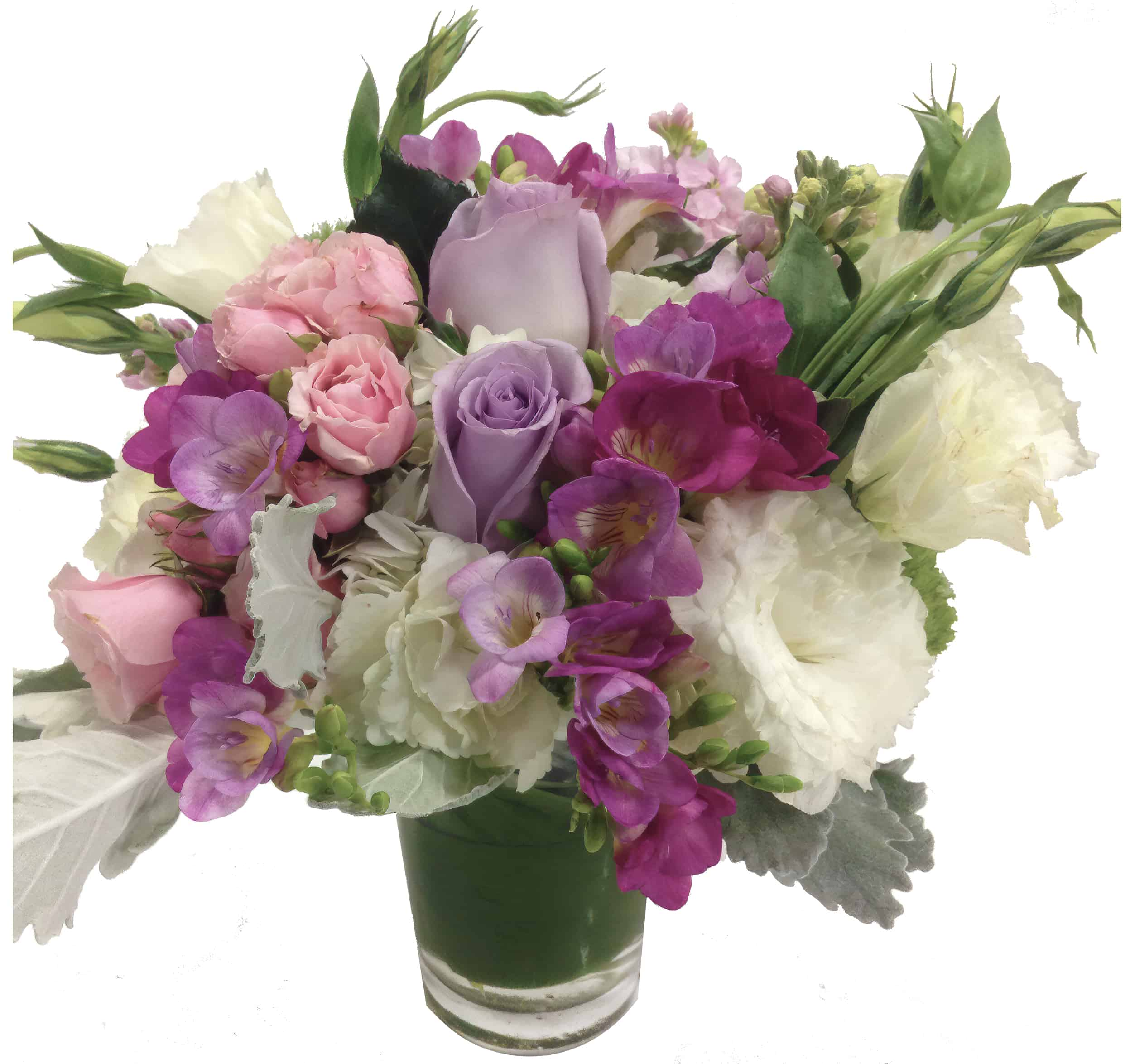 Pastel Whispers Floral Arrangement