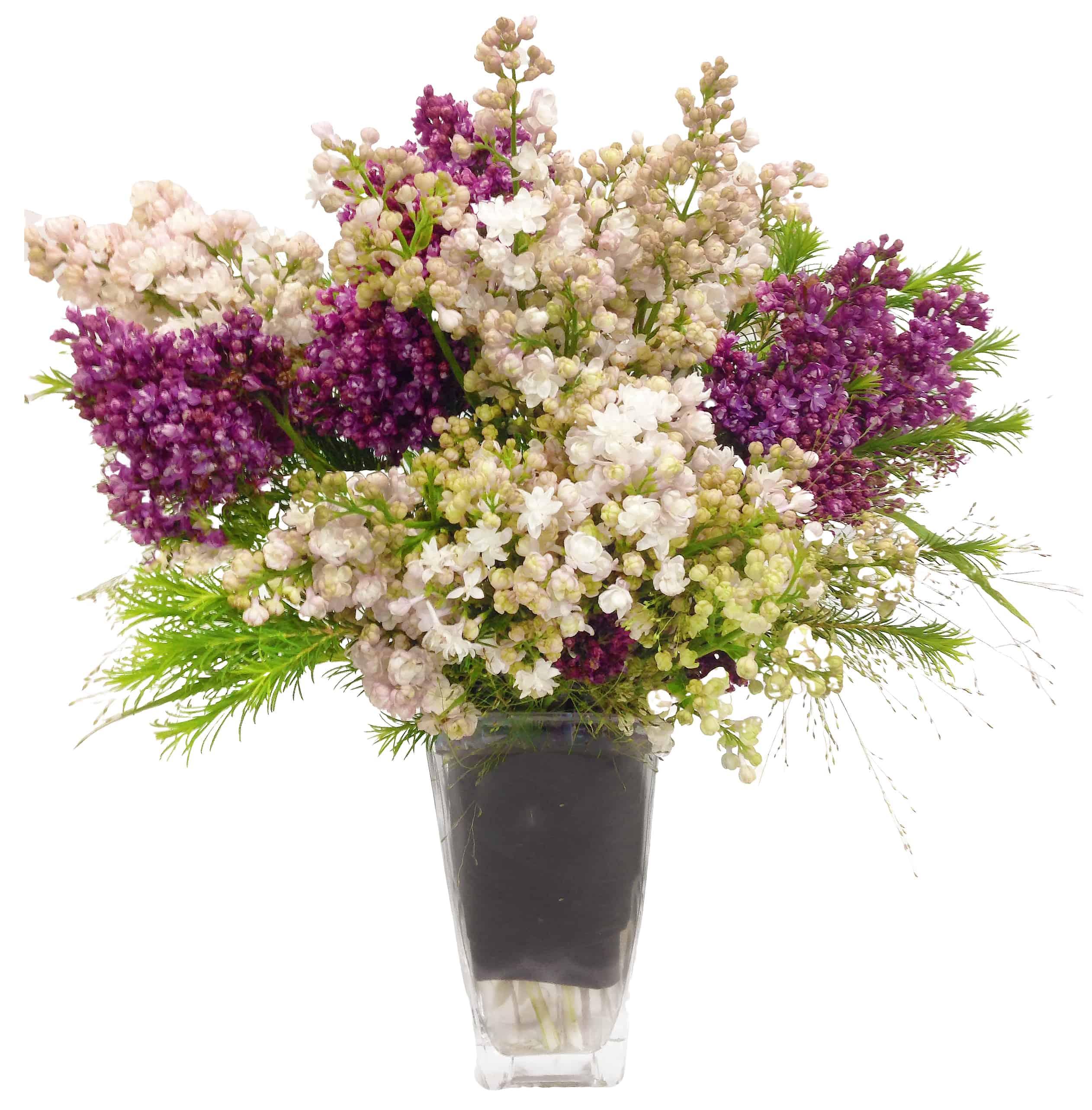 Lilac Love Floral Arrangement