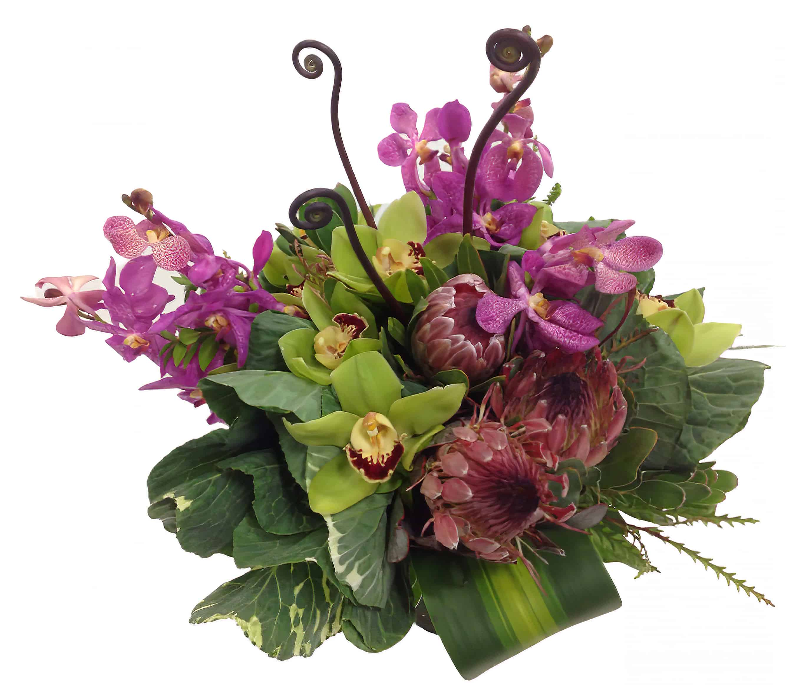 Exotic Jungle Mix Flower Arrangement