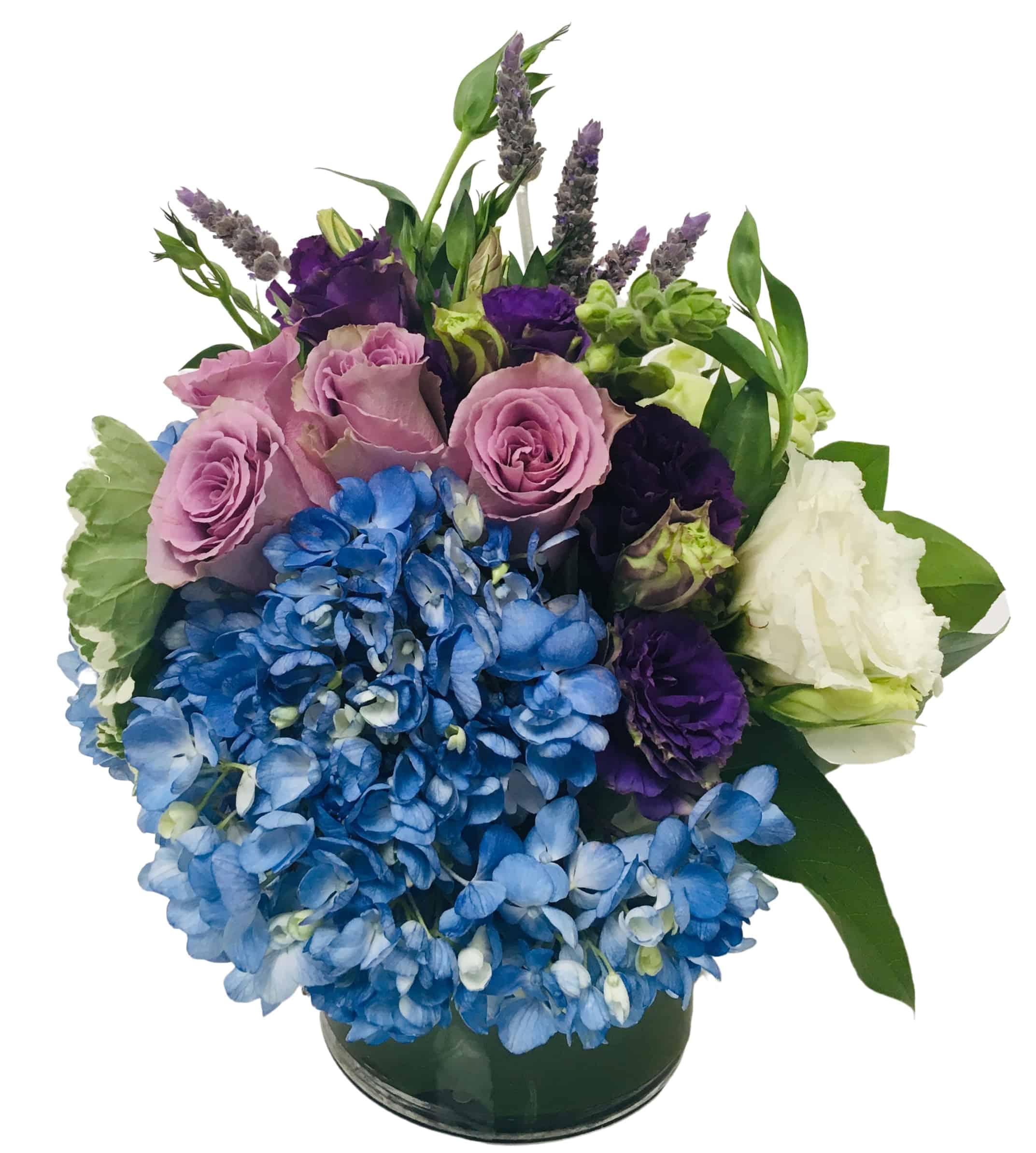 Azzurro Toscano Medley Flower Arrangement