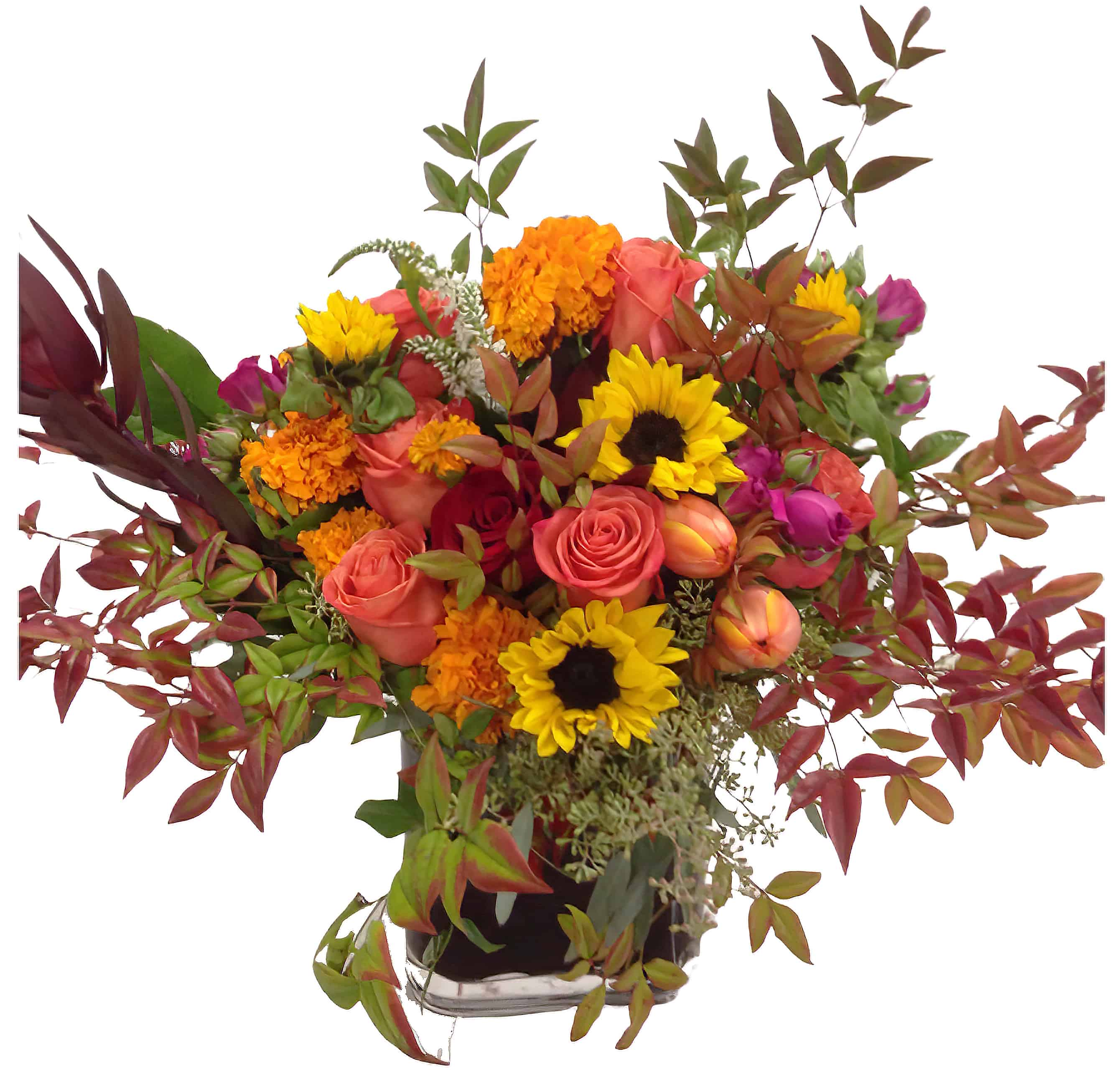 Minerva Fiori Arrangement