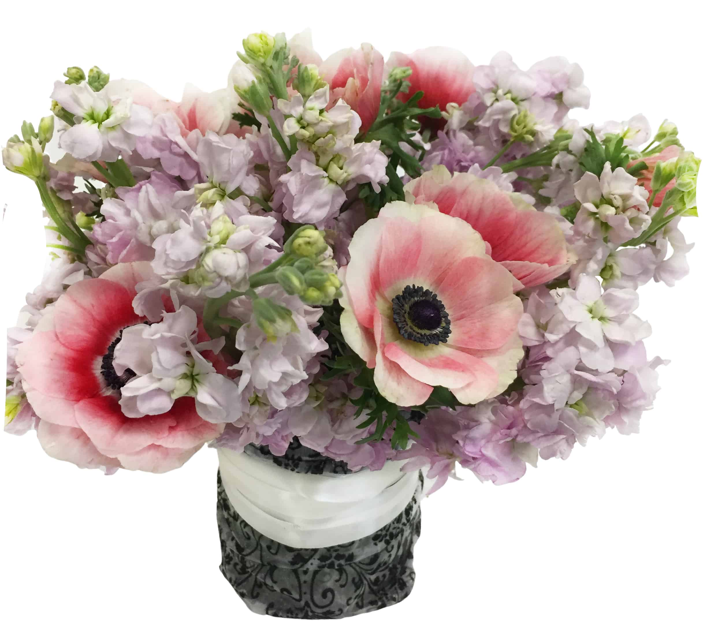 Pink Beauty Flower Arrangement