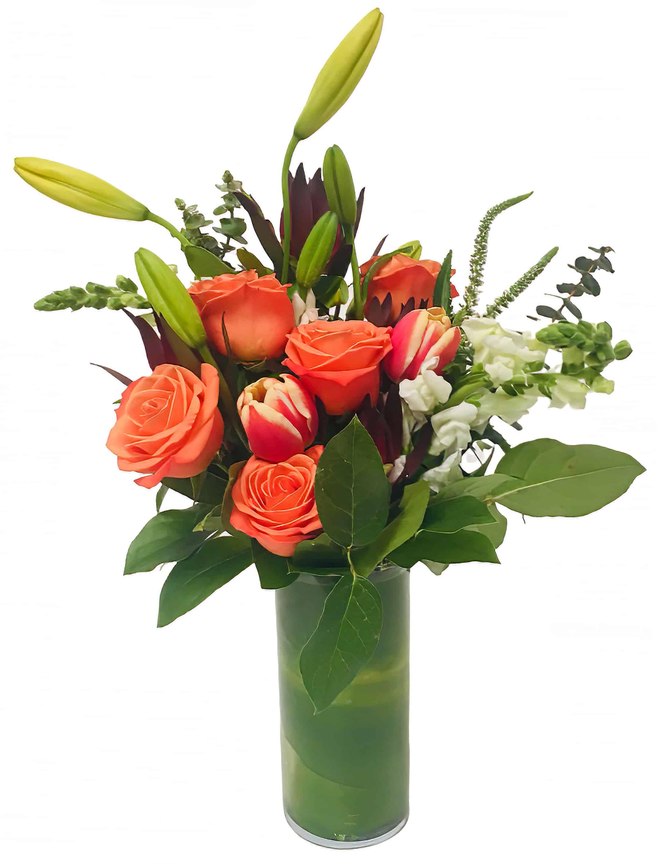 St. Angelo Flower Arrangement