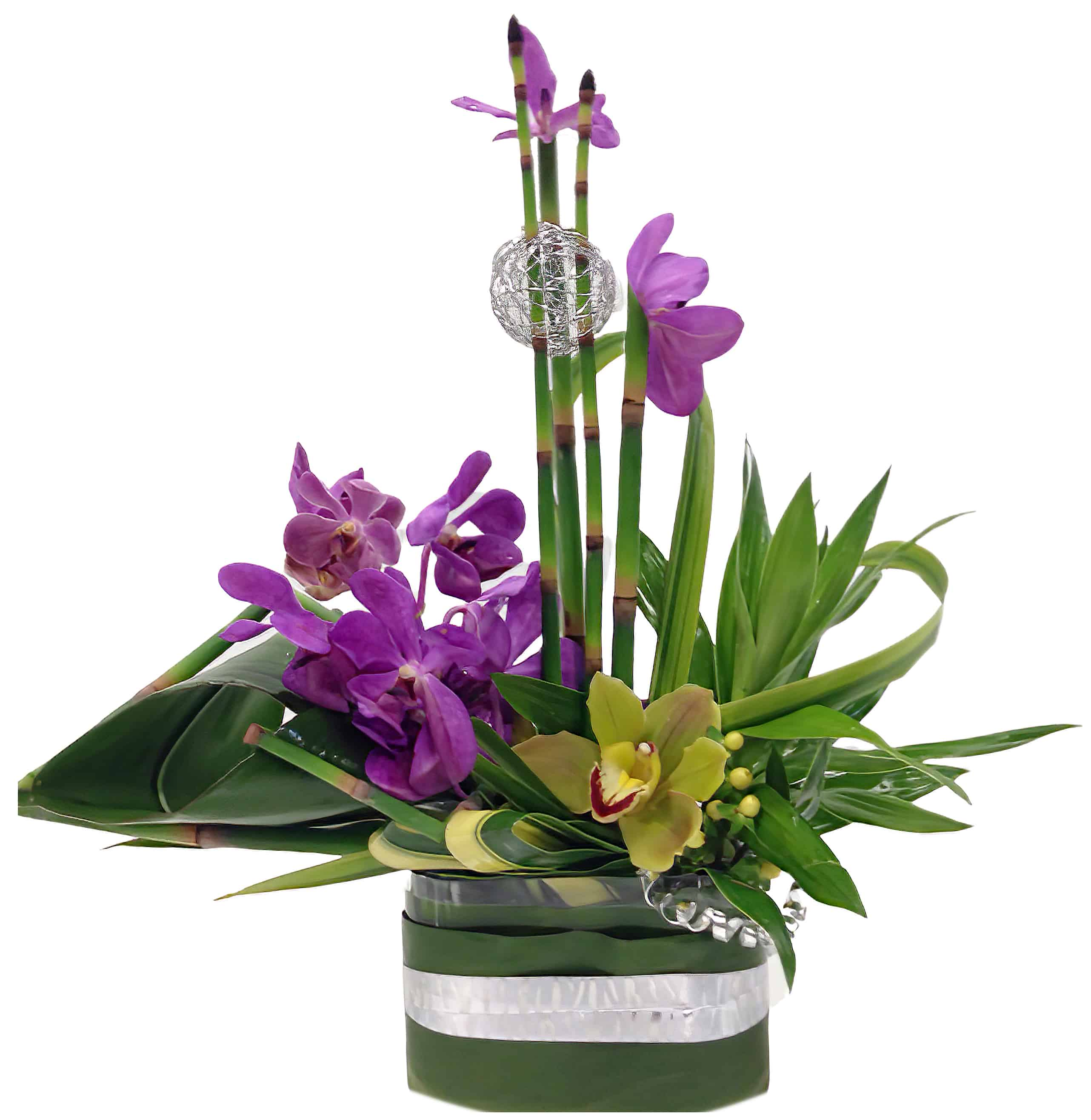 Pride without Prejudice Flower Arrangement