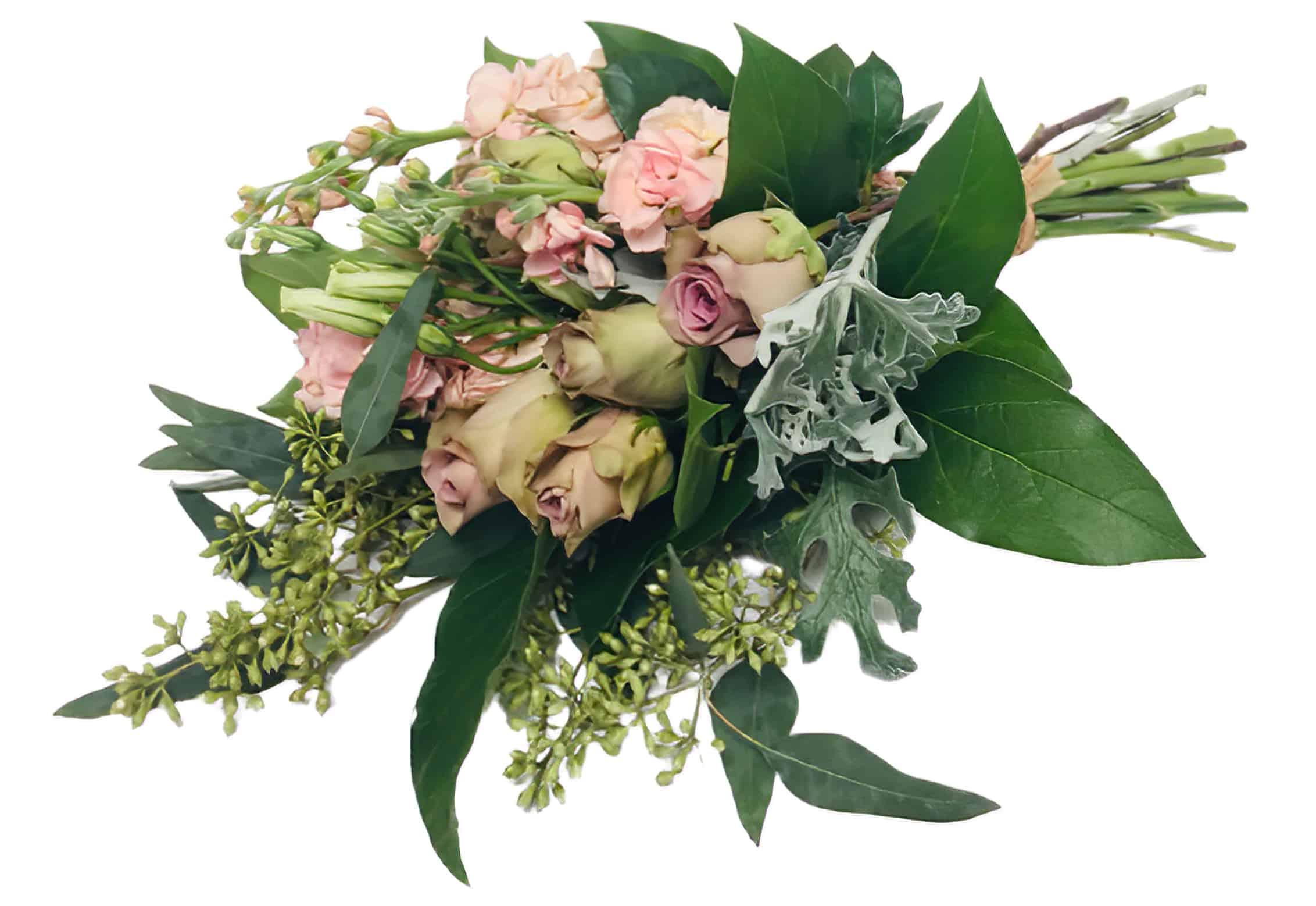 Seasonal Pink Flower Bouquet
