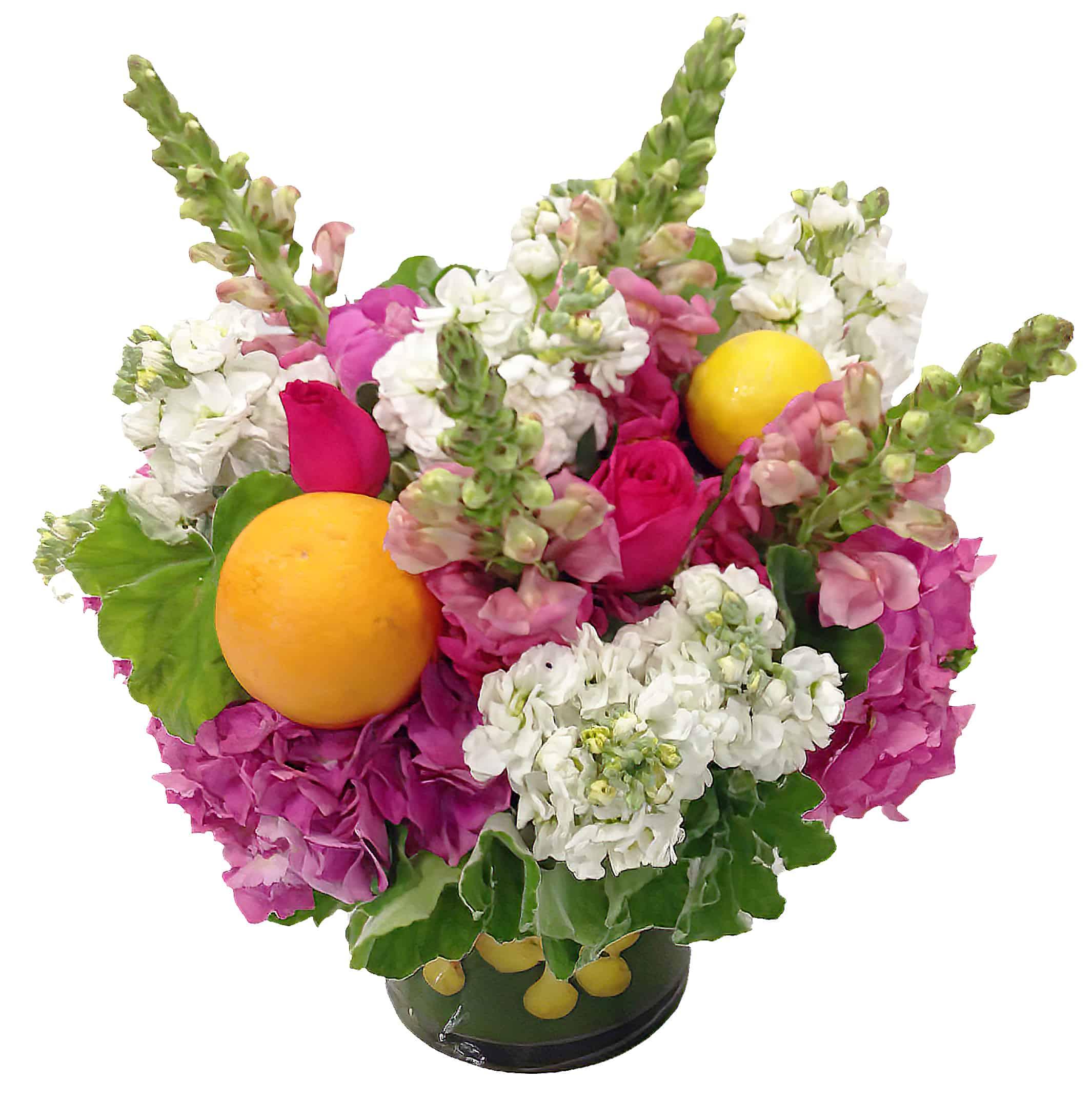 Convivial One Flower arrangement