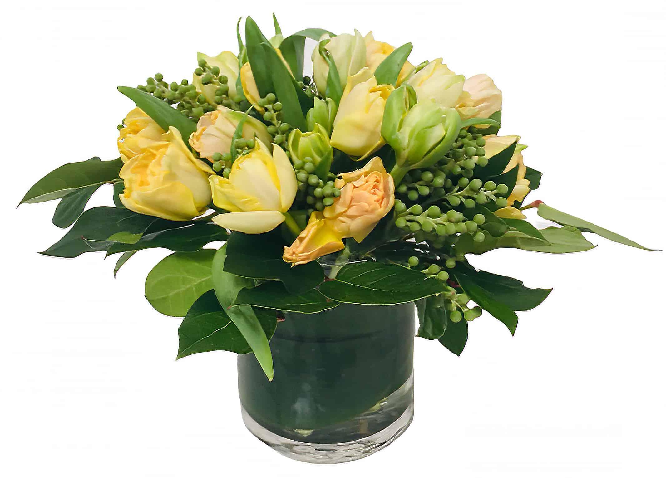 Meraviglia Tulipano Flower Arrangement