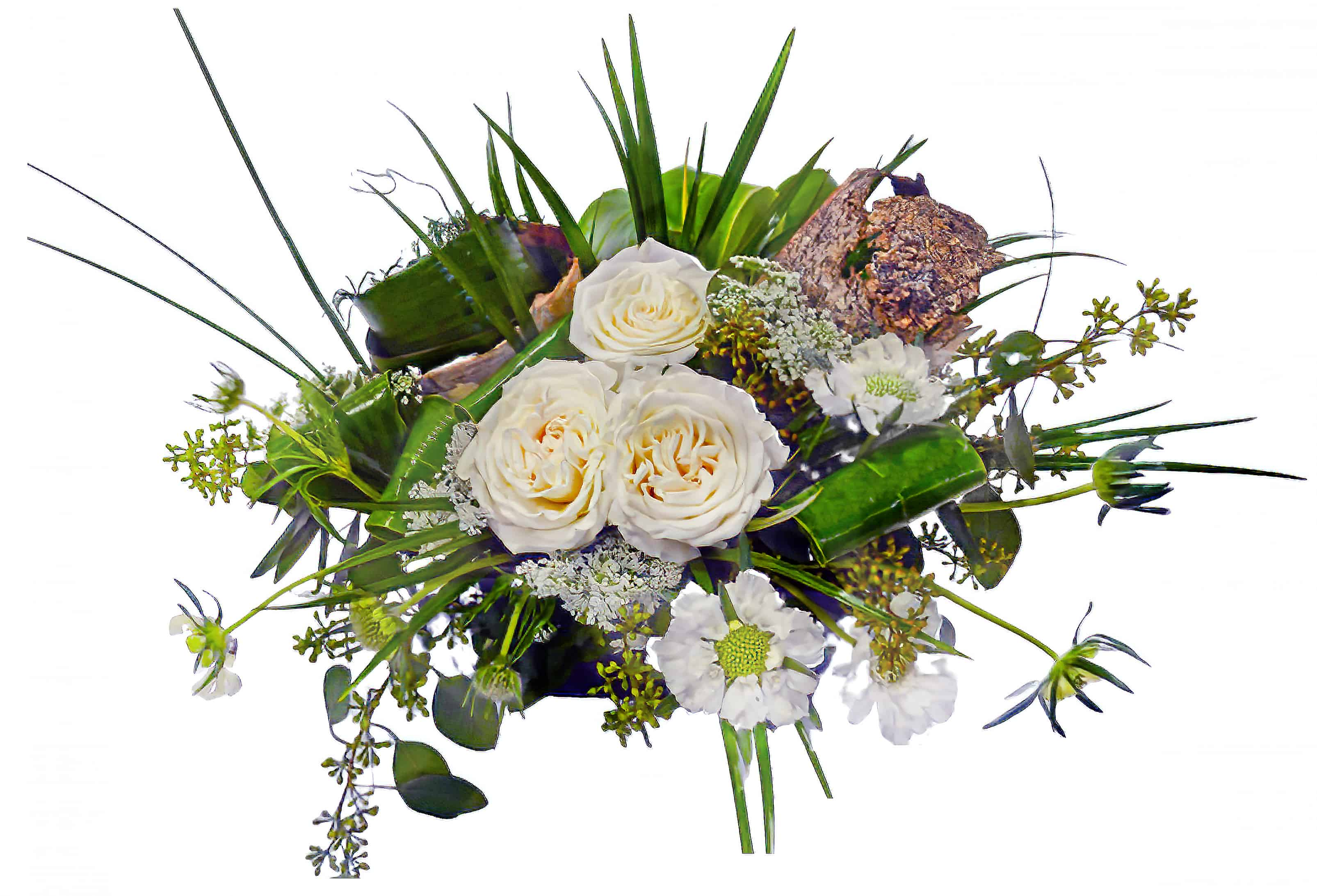 Black Box Flower Arrangement