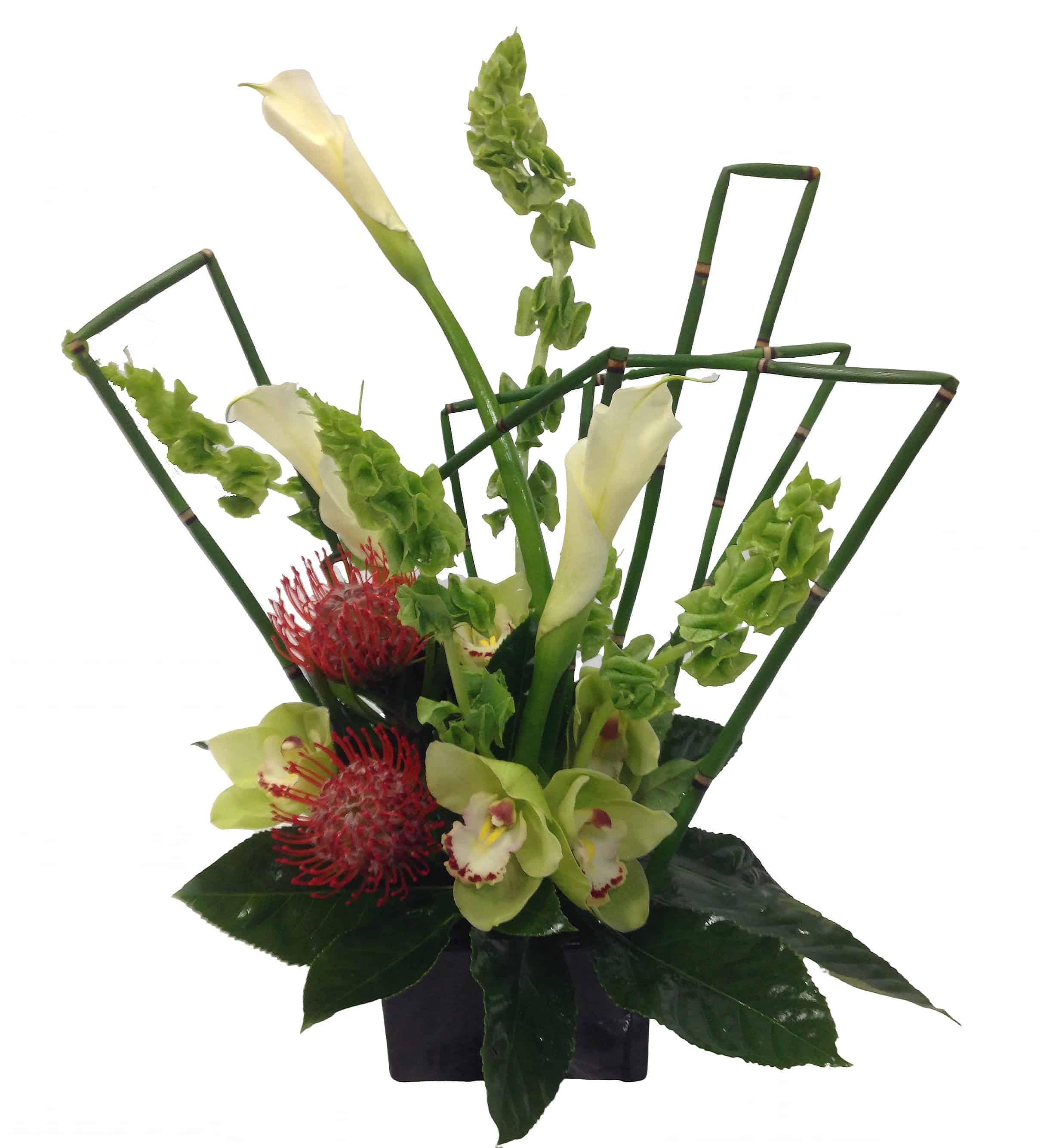 """Giglio Speciale"" Flower Arrangement"
