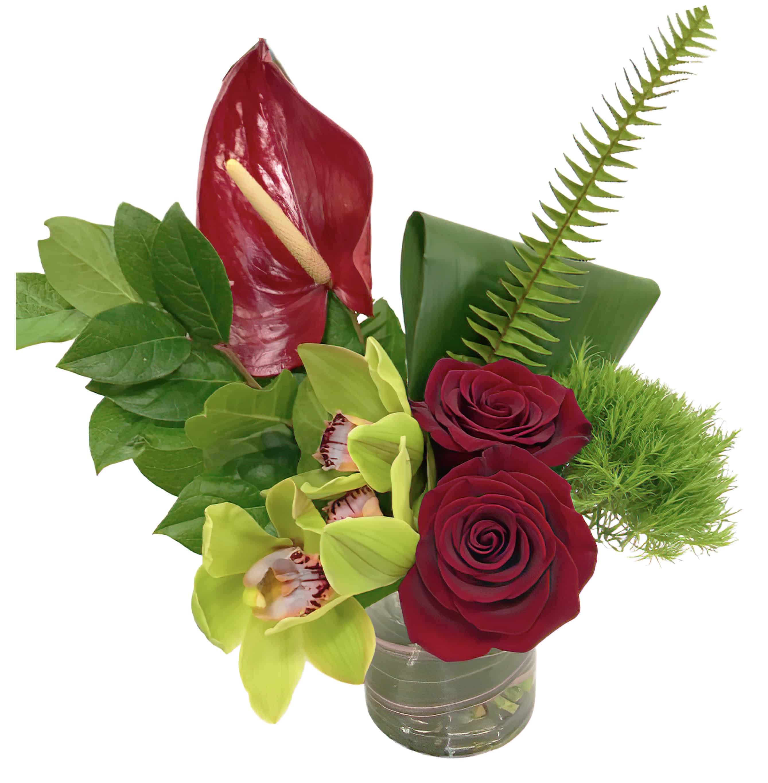 Tropical Romance Flower Arrangement
