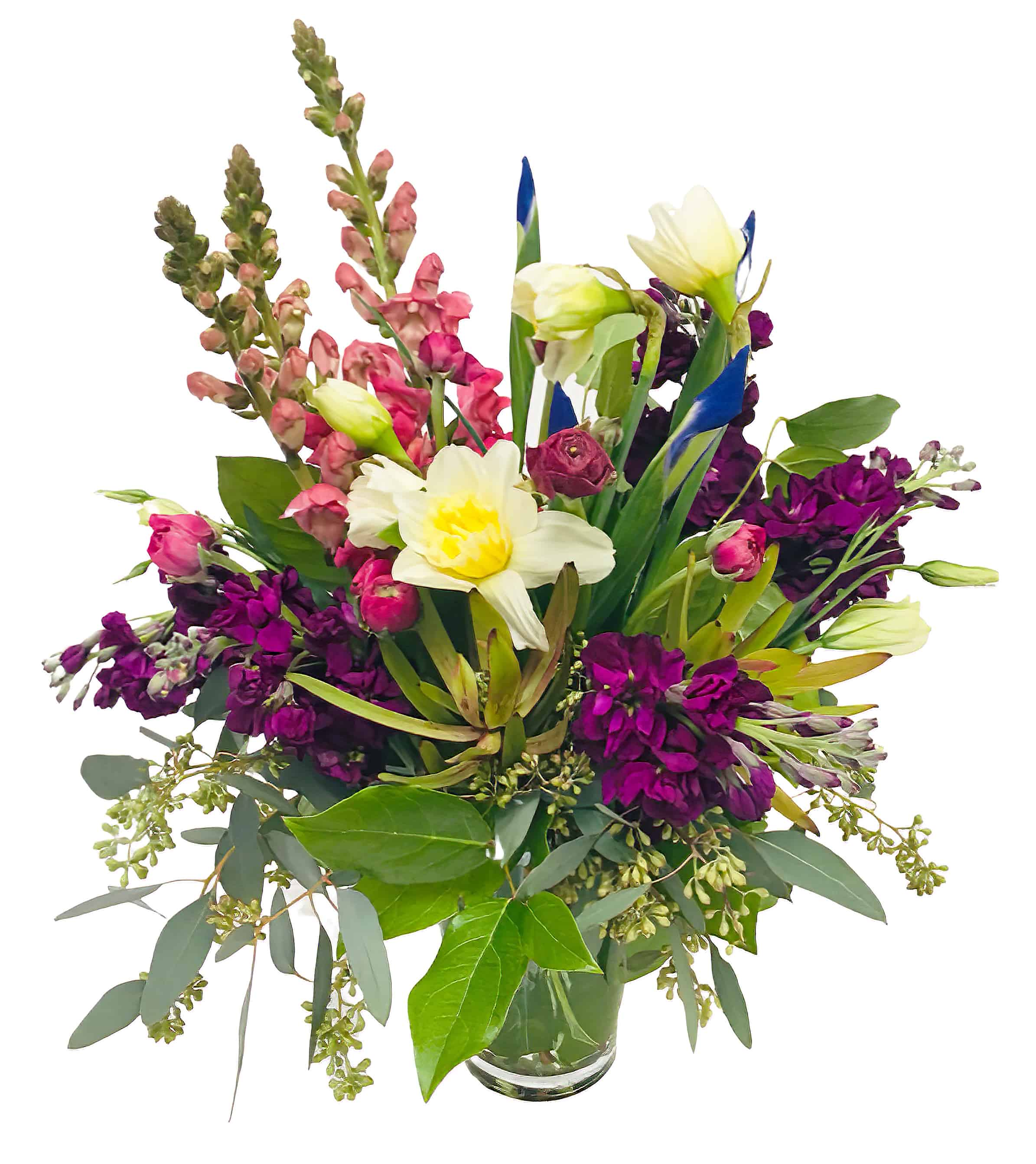 Balzare in Avanti Floral Arrangement