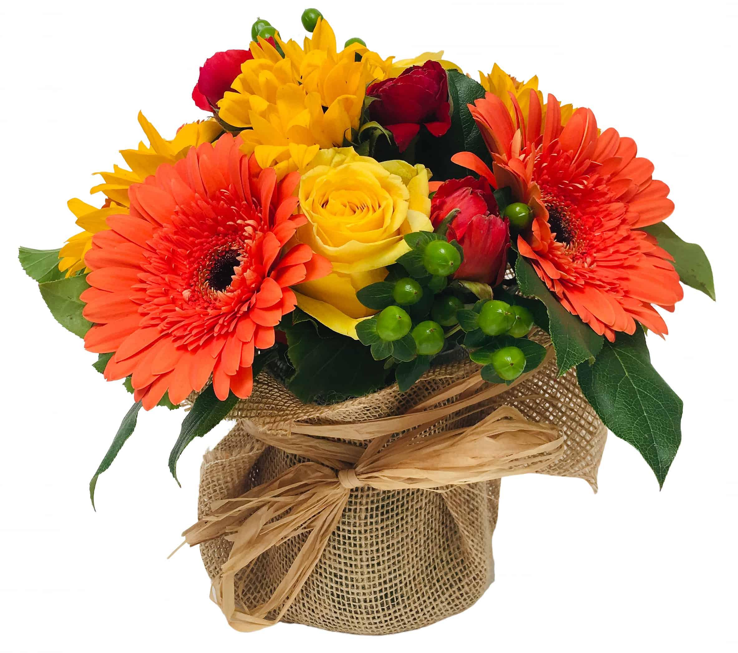 Sunshine Flower Arrangement