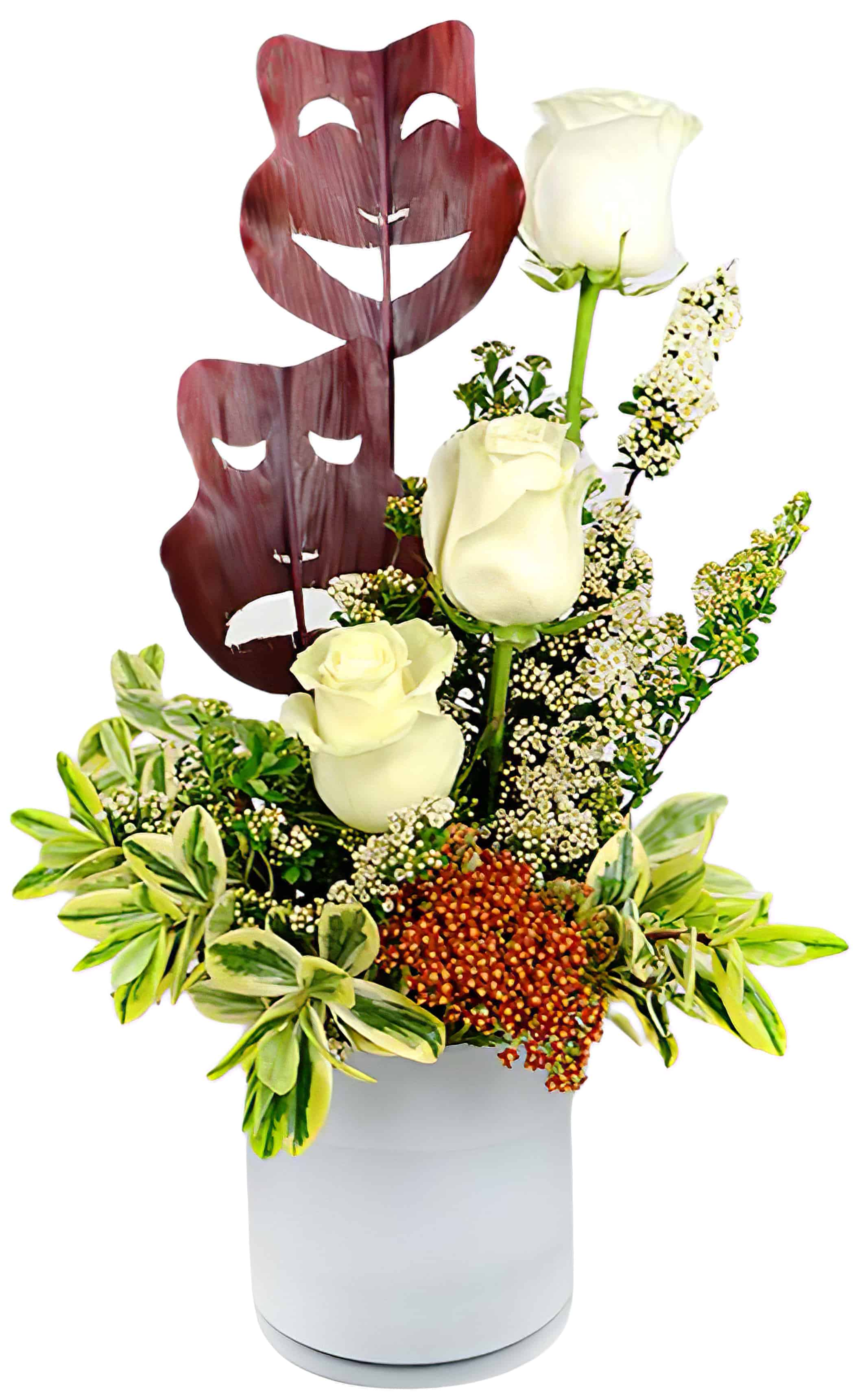 Break A Leg Flower Arrangement