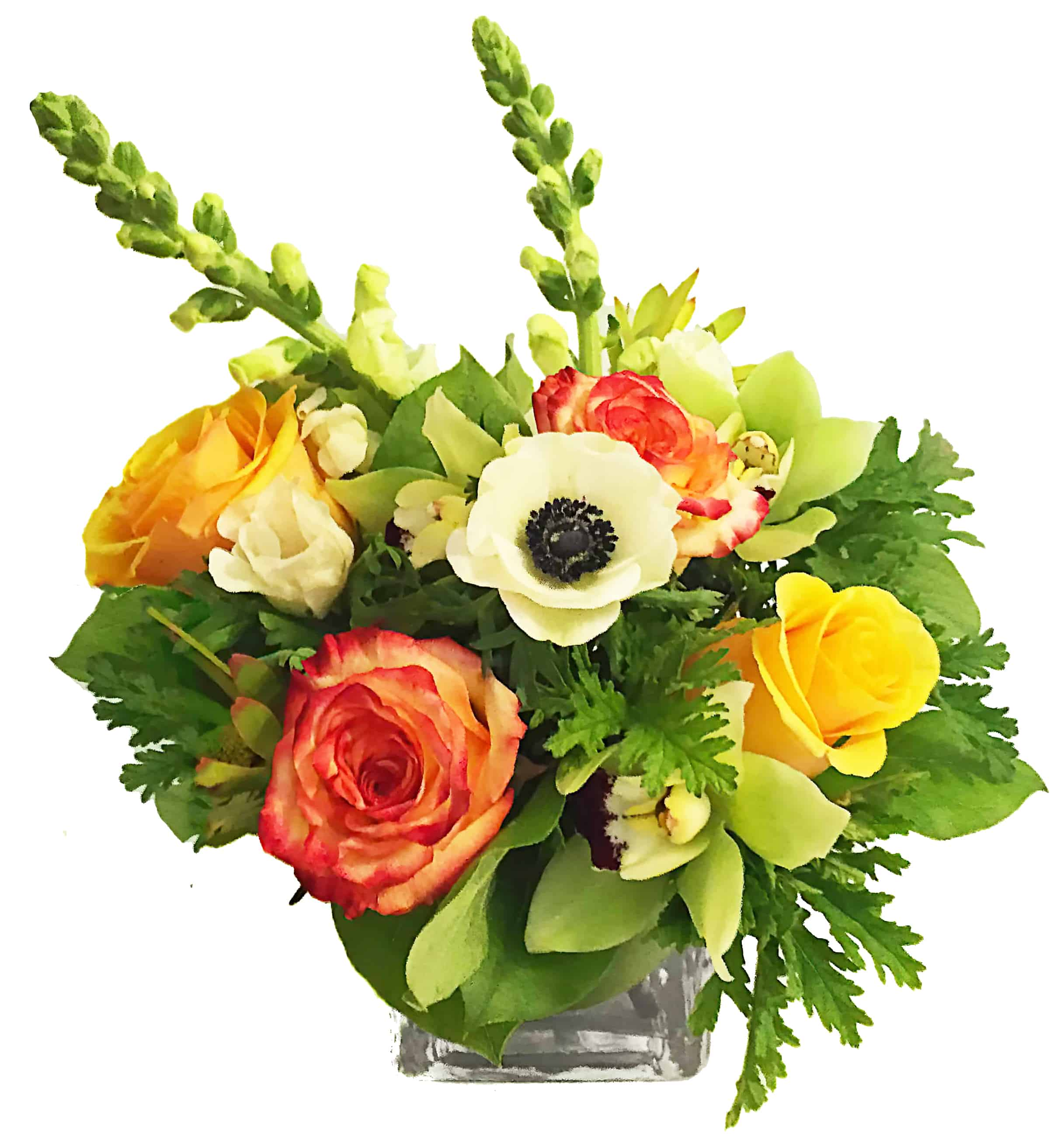 """Sera con Tristen"" Flower Arrangement"