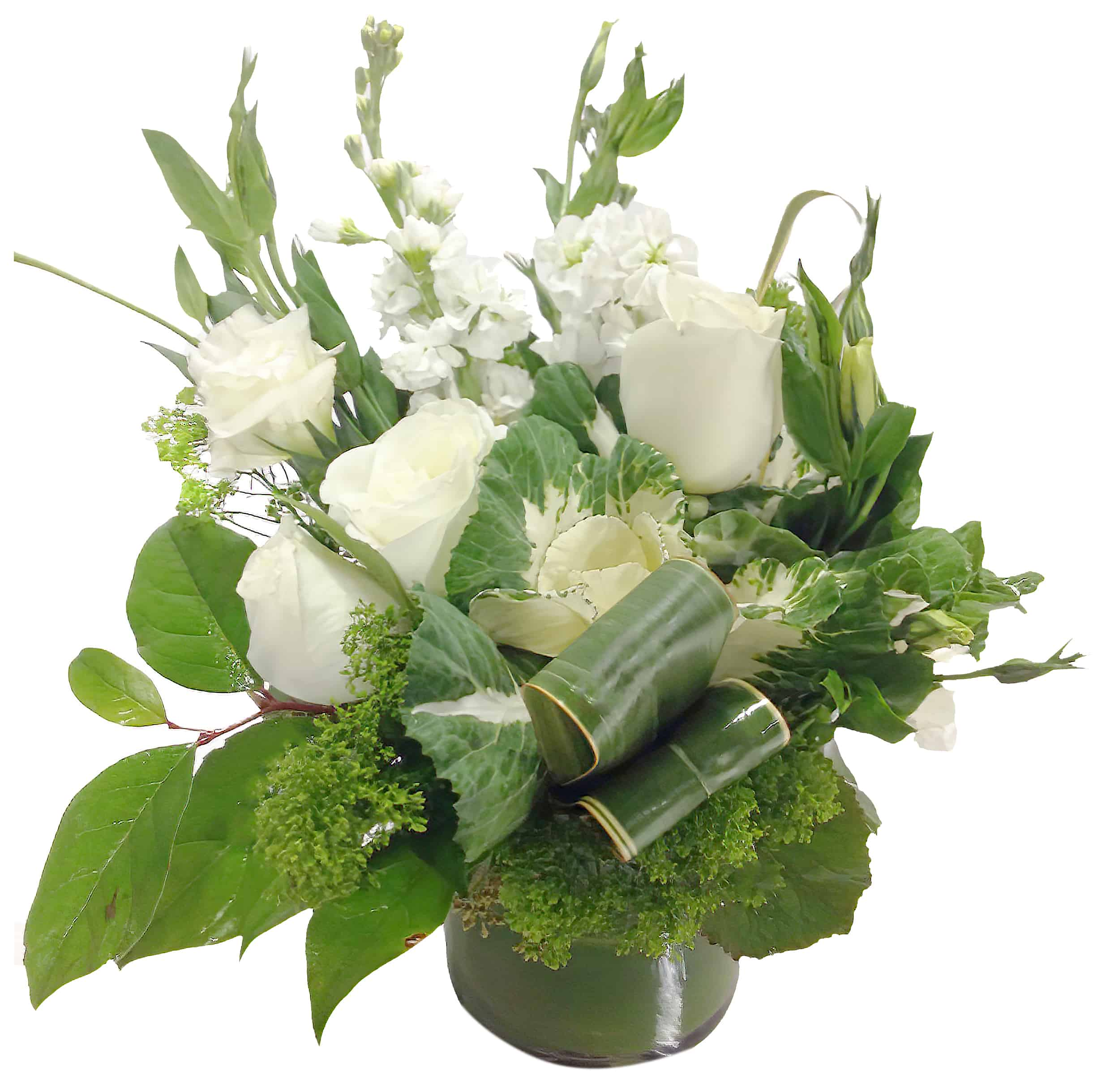 Bianchi Brillanti Flower Arrangement