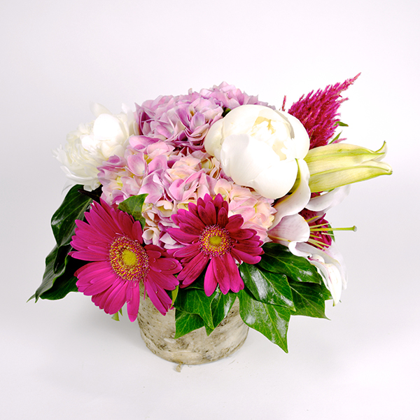 Lovin' Pink Flower Arrangement