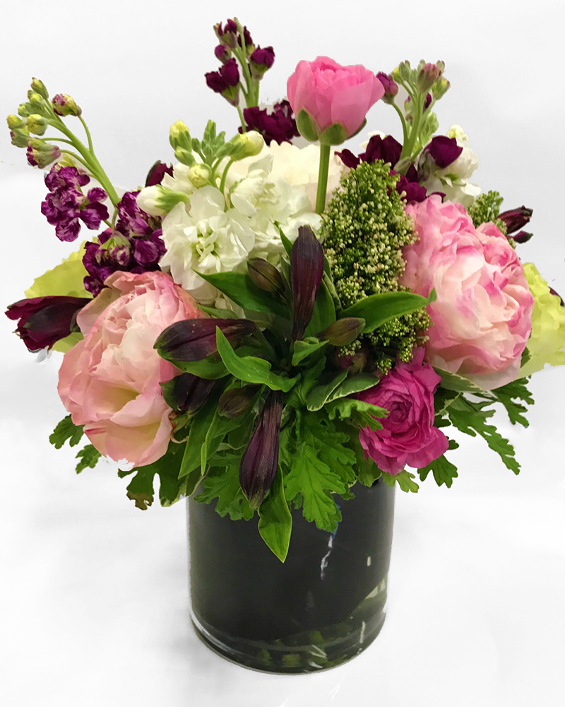 Summer Heat Floral Arrangement