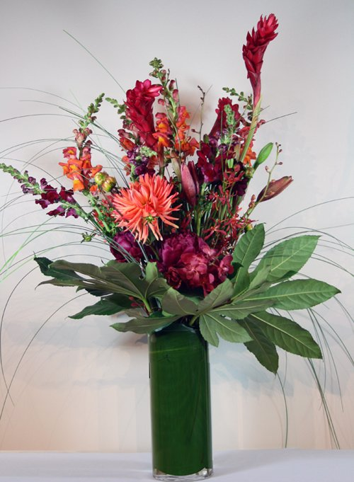 Vivacious Vivian Flower Arrangement