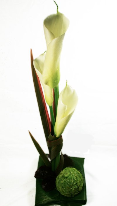 Calla mi Diorno Flower Arrangement