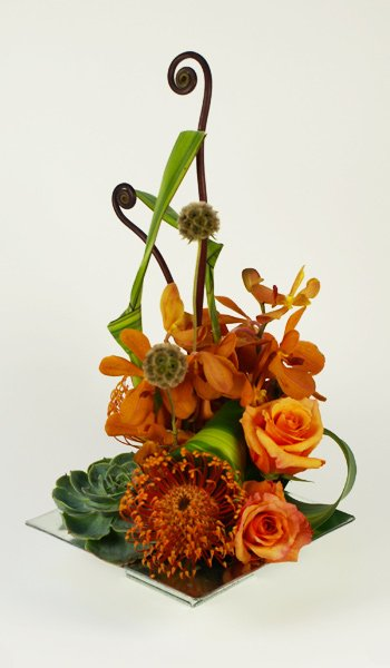 Monkey See, Monkey Do Flower Arrangement