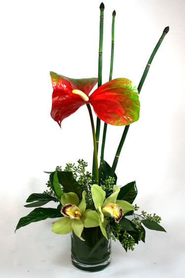 Hawaii Five-O Flower Arrangement
