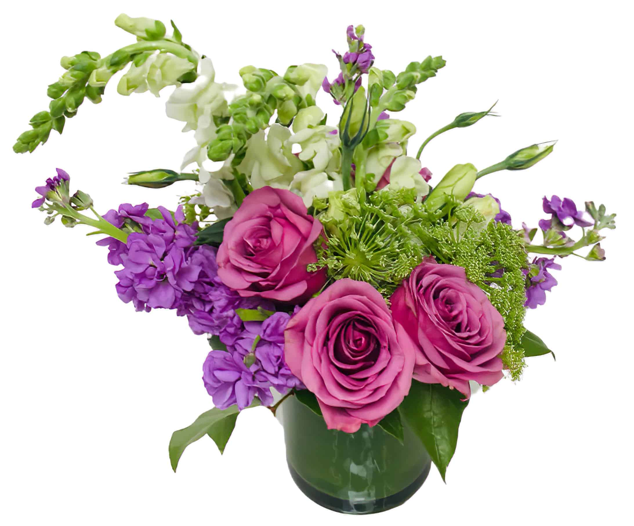 Fiori Viola Flower Arrangement
