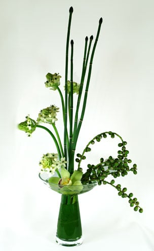 Viktoria Ikebana Flower Arrangement