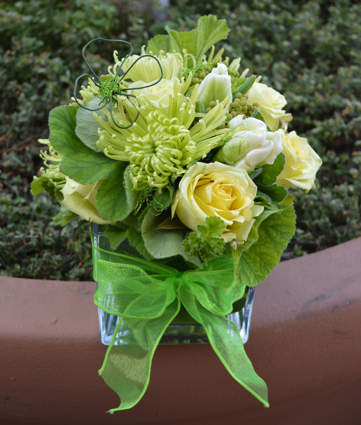 Leprechaun s Loot Flower Arrangement $63 San Francisco Florist