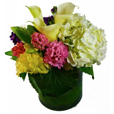 Providential Flower Arrangement